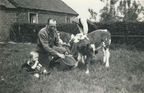 Boerderij familie Theunissen