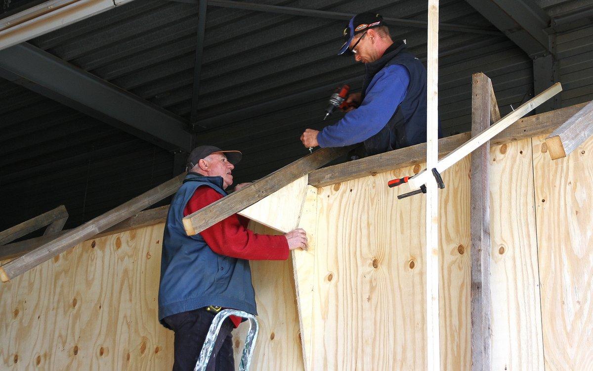 3 Bordes dak maken