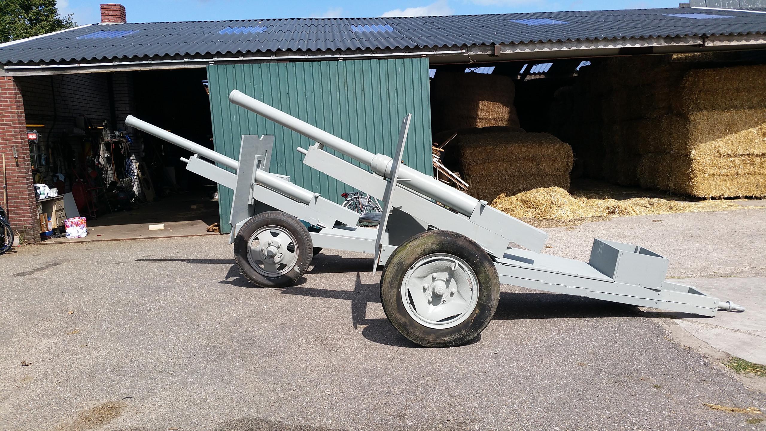 Gun Howitzer 7