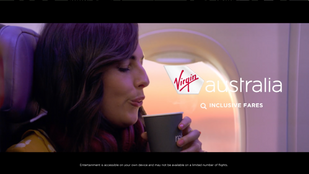 VIRGIN AUSTRALIA TVC