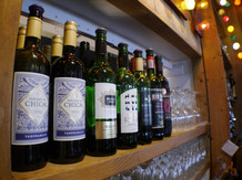 Lovely wine collection