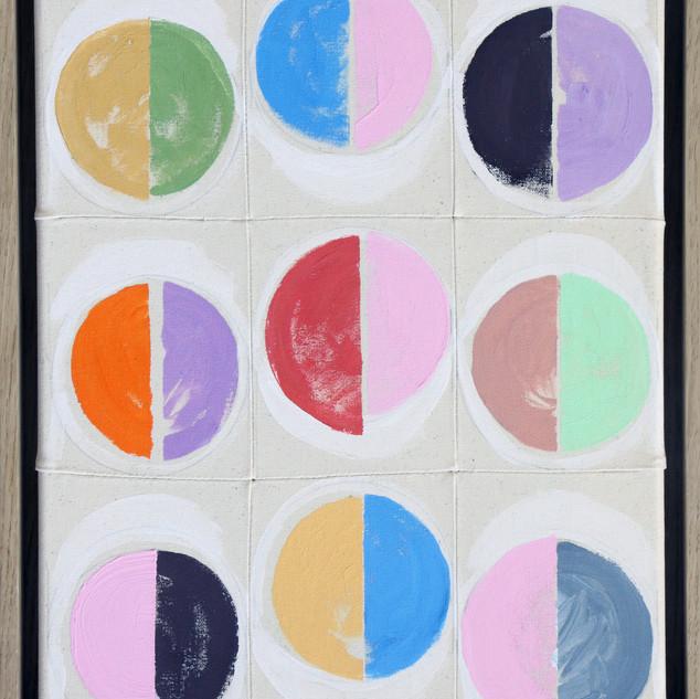 Circular rhythm, 2019