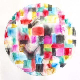 Colour wheel, 2018