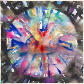 Circle composition, 2018