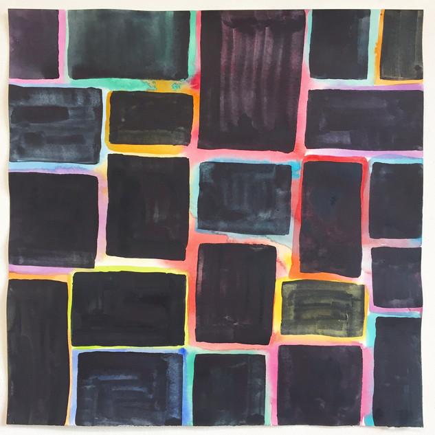 Black Squares, 2019