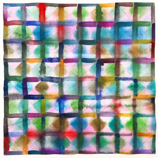 Colour grid, 2018