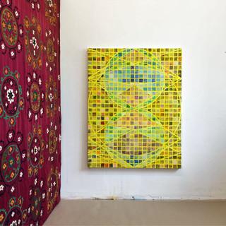 Studio peek - Big yellow