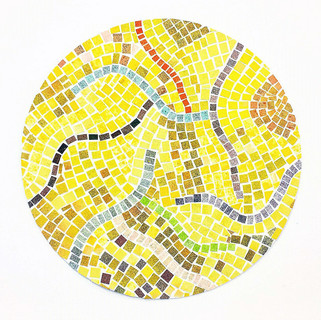 Revolving yellow, 2021