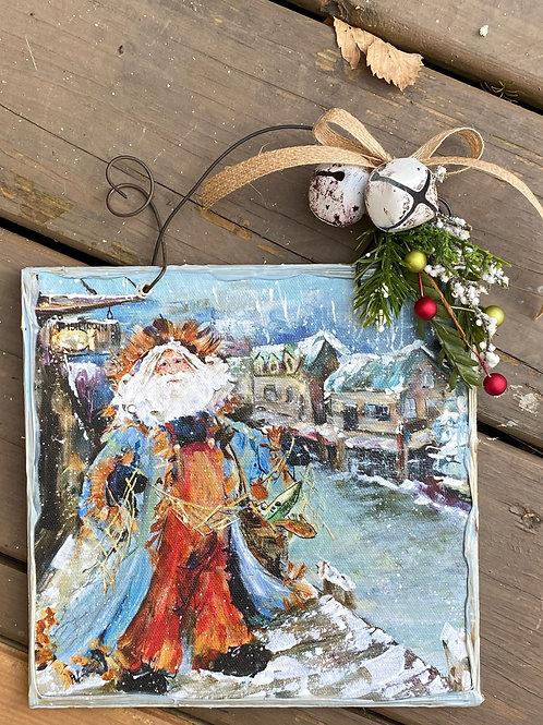 Fishtown Santa
