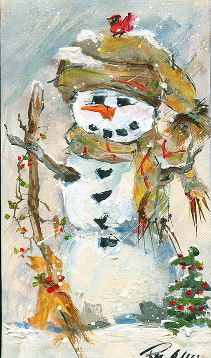 910 snowman w broom 6x10.jpg