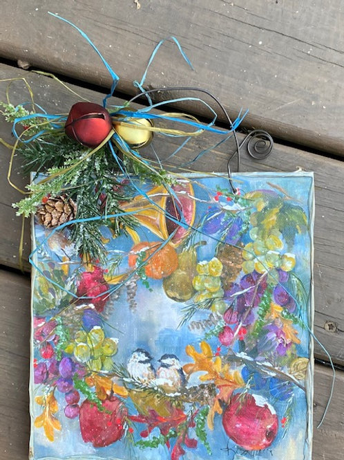 Seasonal Bounty Wreath