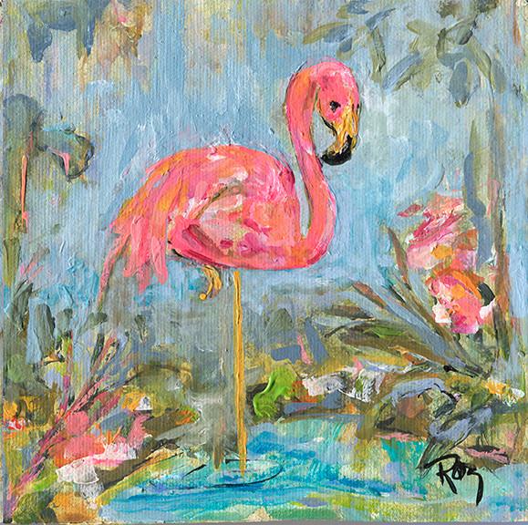 911 Flamingo