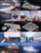 3Dサンプル MENUページ