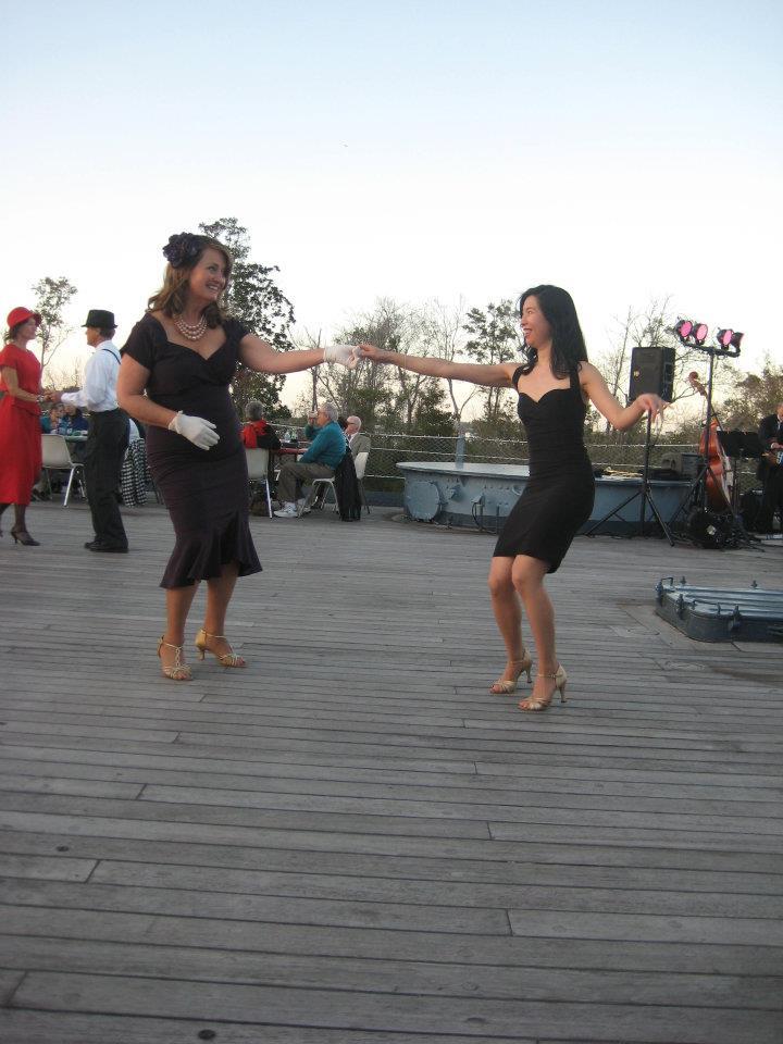 Babs Dances on the Battleship