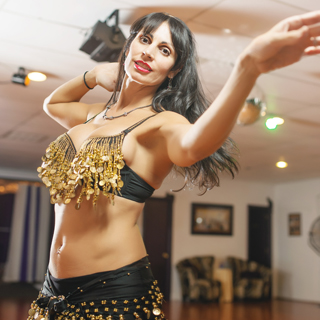 Dorothy Performance Belly Dancing