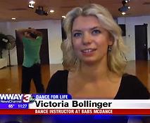 Female Dancer Babs McDance