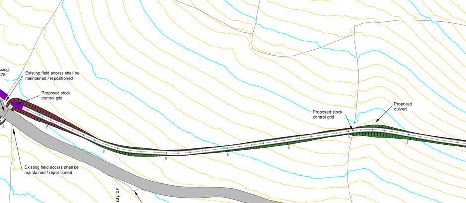 Sidford to Sidbury Cycle Footpath Phase 1