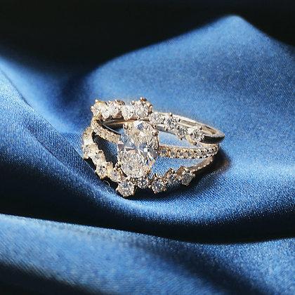 Queen Elizabeth Ring Set