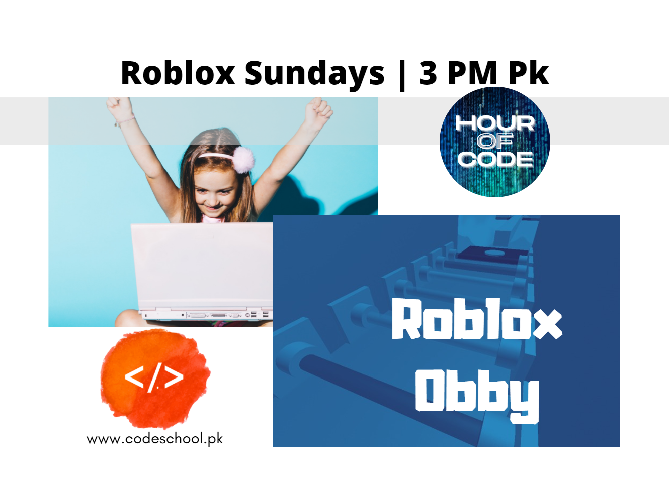 Hour of Code - Roblox