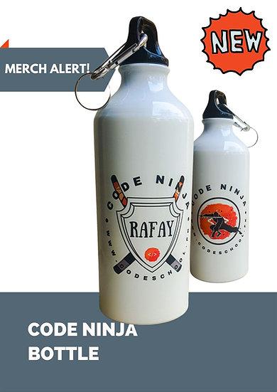 Code Ninja - Personalized Bottle