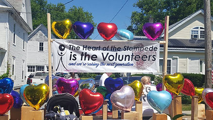 Three Day Stampede Towards The Cure For Cystic Fibrosis