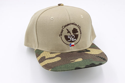 TCA 50th - Camo Trucker