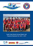 South Coast Branch Annual Report 2018-20