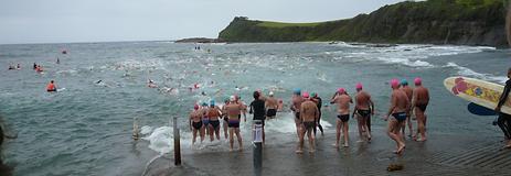 Captain Christie 1.8km Ocean Swim