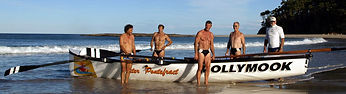 Mollymook Surf Boat Classic