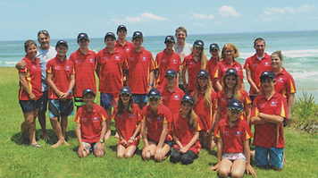 South Coast Branch Youth Development Camp 2013