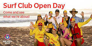Surf Club Open Day