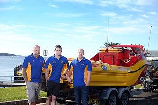 Kiama Jet Boat Crew (SR50)