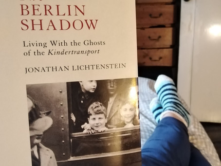 The Berlin Shadow #recommendedreads2