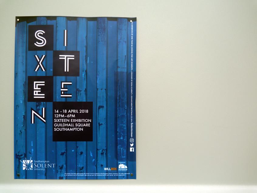 S I X T E E N - Exhibition