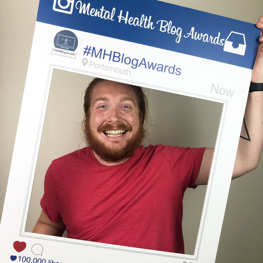 #MHBlogAwards - The Excitement, The Anxiety, The Irony.