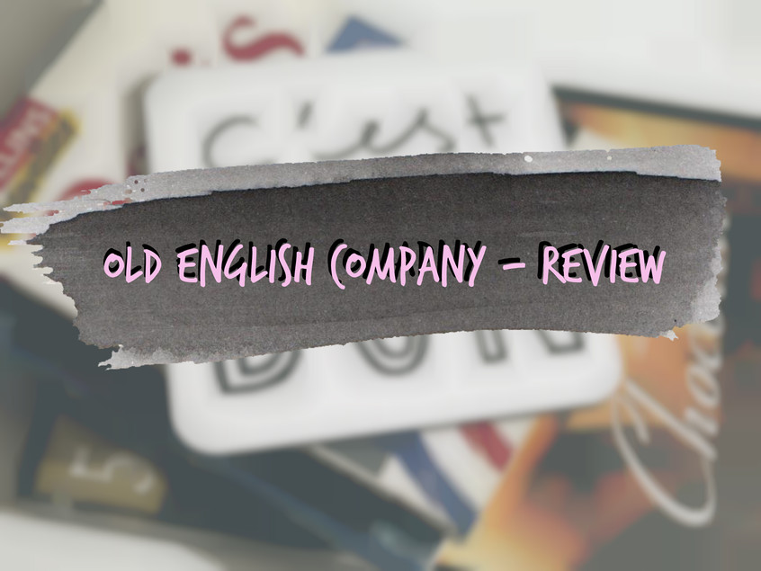 Old English Company - Review