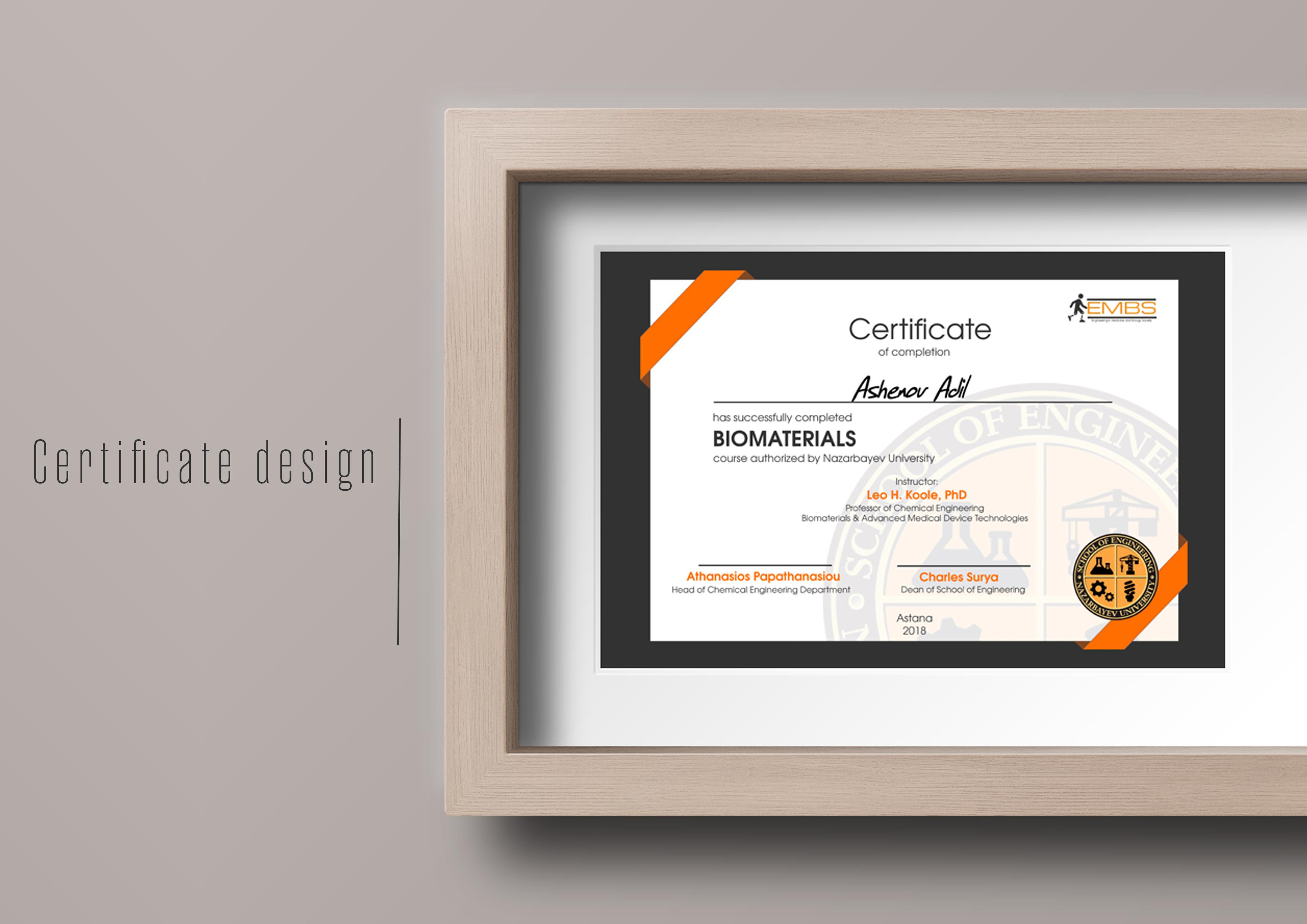 Certificateportf