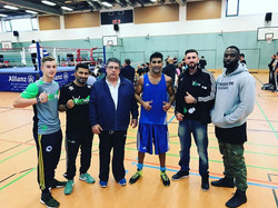 Best team ever Fightology dream Team with boxing coach Oswald Marschall #fightology #fightologen #fi