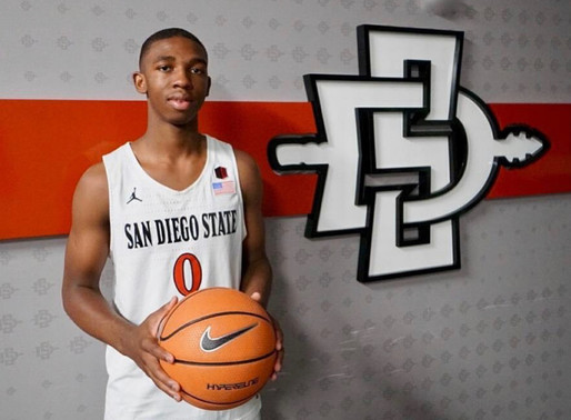 San Diego State Commit Lamont Butler Talks About Commitment and High School Career