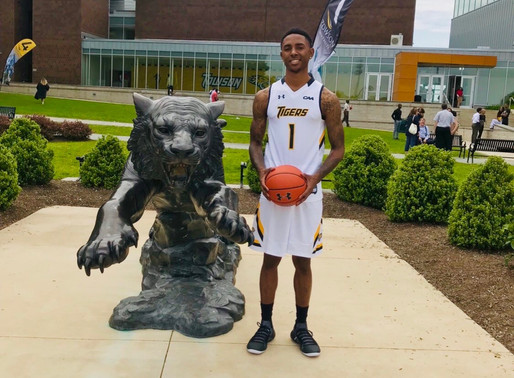 Former Poly Basketball Star Demetrius Mims Jr. Has Transferred from Long Beach State to Towson