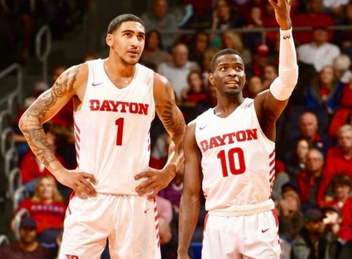 Obi Toppin and Jalen Crutcher Are Ready to Lead the Dayton Flyers Back to the NCAA Tournament