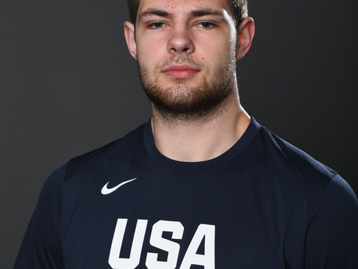 Class of 2020 Center Hunter Dickinson Talks About His USA Basketball Experience