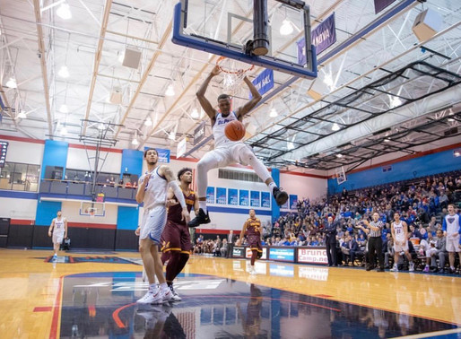 Depaul Forward Paul Reed is Ready to Lead Depaul to its First NCAA Tournament in 16 Years
