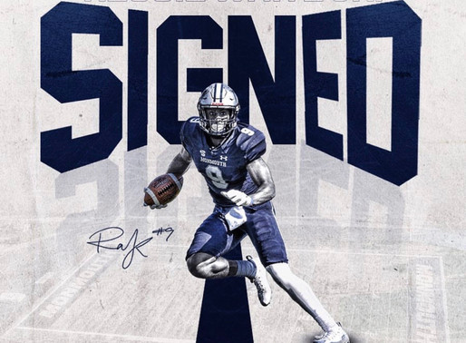 Reggie White Jr. Signs With the Giants