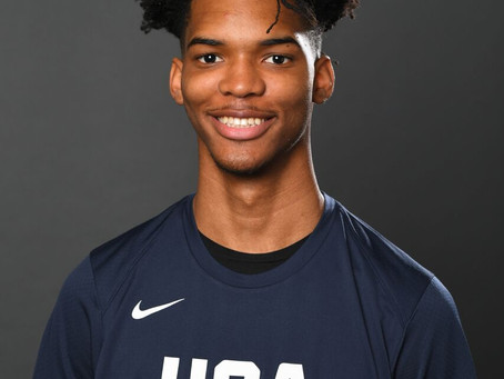 Highly touted small forward Ziaire Williams discusses Team USA training camp and basketball career