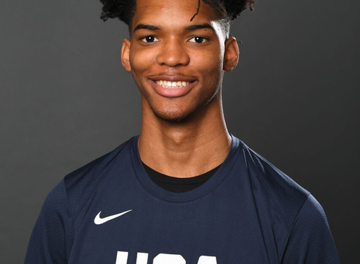 Highly Rated Small Forward Ziaire Williams Talks About Team USA Training Camp and Basketball Career