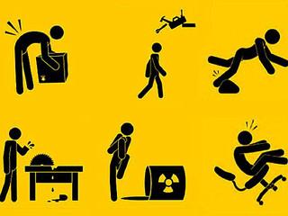 Quais os direitos do funcionário em caso de acidente de trabalho?
