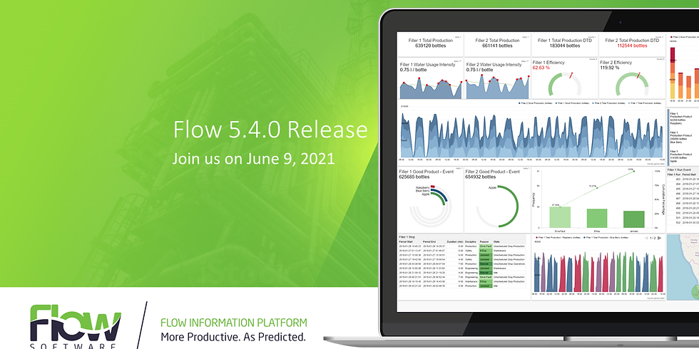 Learn what's new in Flow 5.4.0