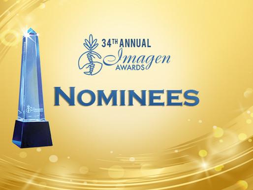 Imagen Award Nominee - Best Actor!