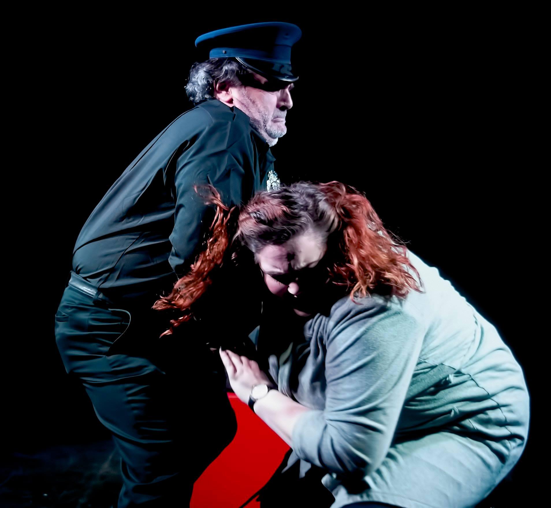 Tom Jones & Elizabeth Dorsey - Photo by Clarence Alford